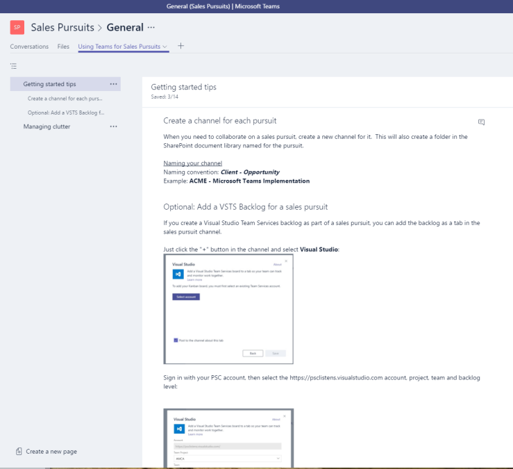 13 things I did in 1 hour with Microsoft Teams